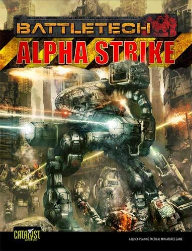 BattleTech Alpha Strike: Core Rules