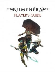 Numenera RPG: Player's Guide (Sourcebook)