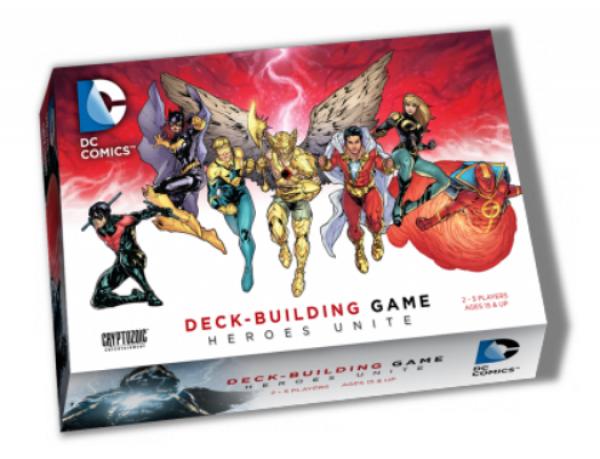 DC Comics DBG: Heroes Unite (reprint)