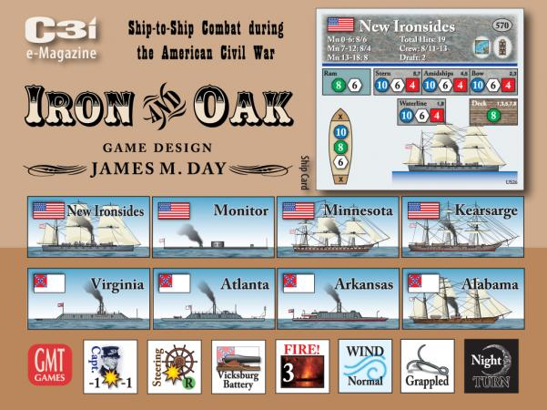 Iron and Oak: Ship-to-Ship Combat During the Civil War