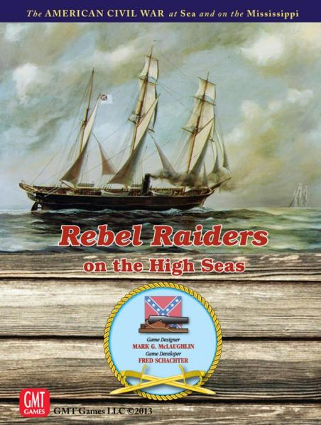Rebel Raiders on the High Seas!