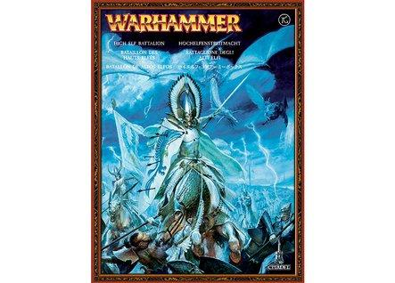 Warhammer: High Elves Battalion