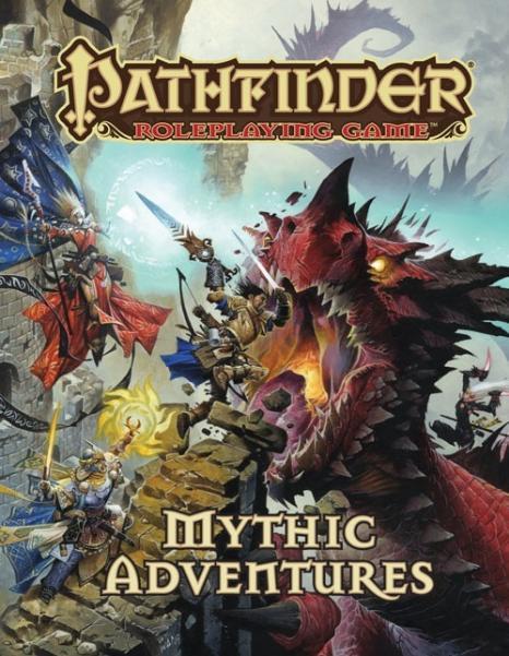 Pathfinder RPG: Mythic Adventures (HC)