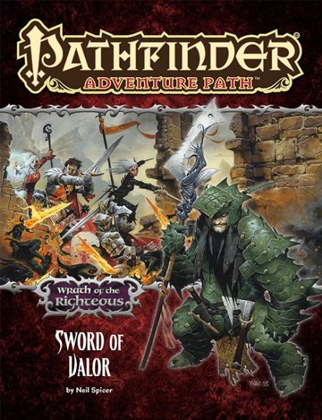 Pathfinder Adventure Path: Sword of Valor (Wrath of the Righteous Part 2 of 6)