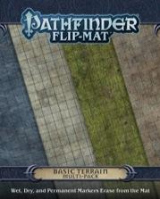 Pathfinder RPG: (Flip-Mat) Basic Terrain Multi-Pack
