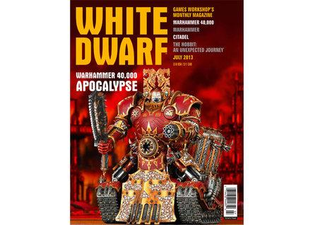 White Dwarf  [JUL 2013]