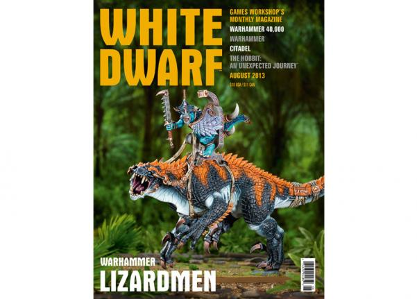 White Dwarf  [AUG 2013]