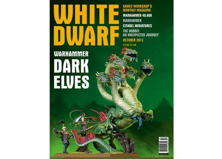 White Dwarf  [OCT 2013]