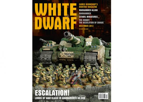 White Dwarf  [DEC 2013]