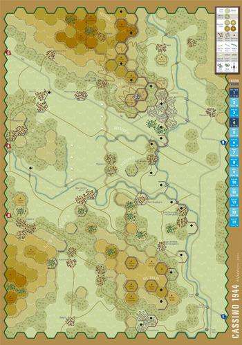 Cassino 44: The Allies Assault The Gustav Line