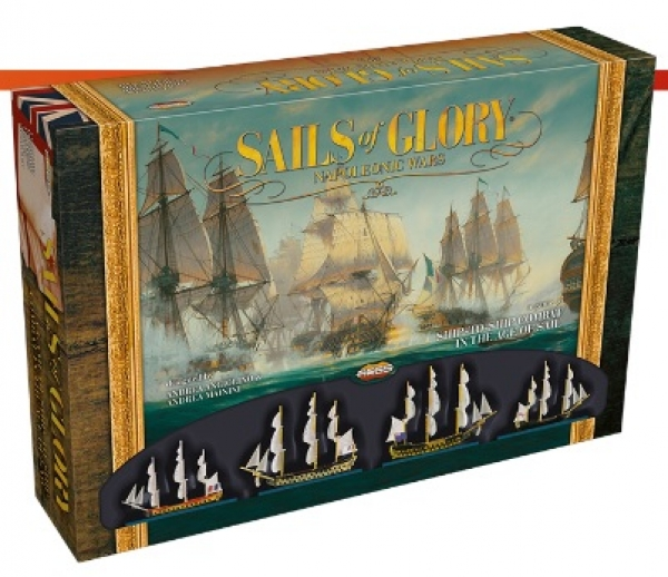 Sails of Glory: Napoleonic Wars Starter Set