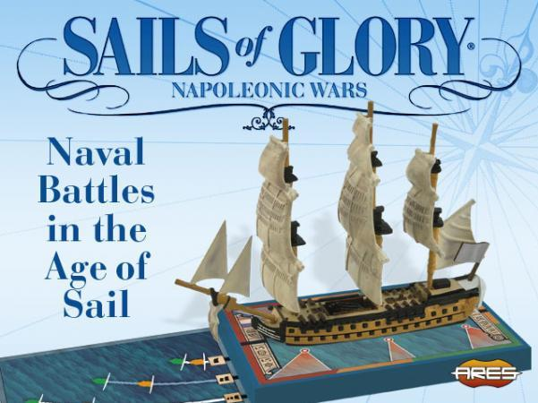 Sails of Glory - French: Embuscade 1798/Le Succes 1801 Ship Pack