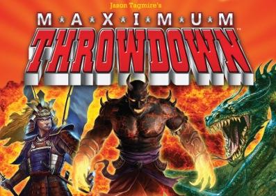 Maximum Throwdown: Ultimate Battle Royale!
