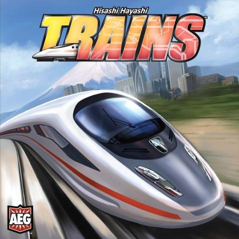 Trains: Board Game