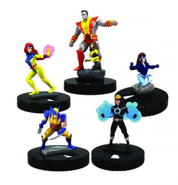 Marvel HeroClix: Wolverine and the X-Men Blind Single Figure (1)