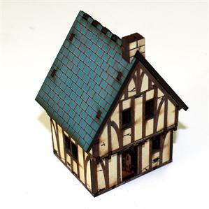 15mm ECW/Renaissance Terrain: Timber Framed Cottage