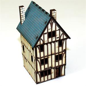 15mm ECW/Renaissance Terrain: Timber Framed Dwelling