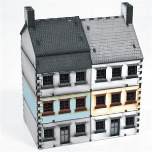 15mm European Buildings: Semi Type 2 Add-on