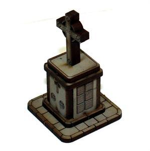15mm Terrain & Obstacles: Memorial/Statue