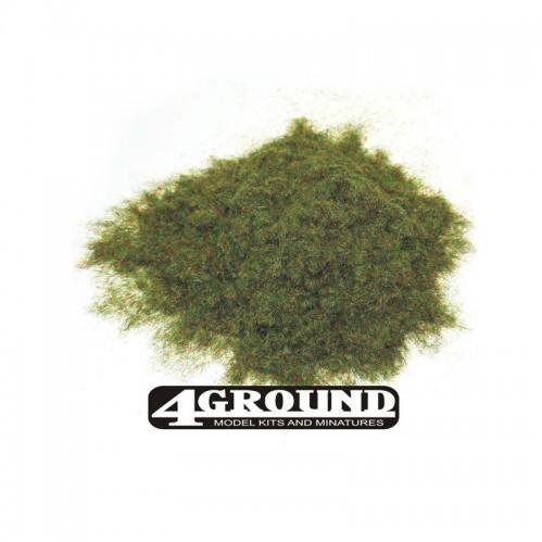 Miniature Basing: 2mm Autumn Static Grass