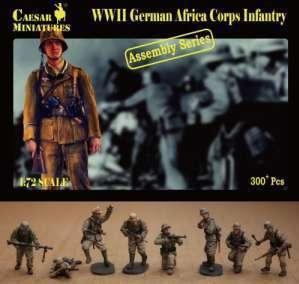Caesar Miniatures: WWII German Afrika Korps Infantry