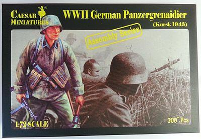 Caesar Miniatures: Panzer Grenadier Kursk 1943