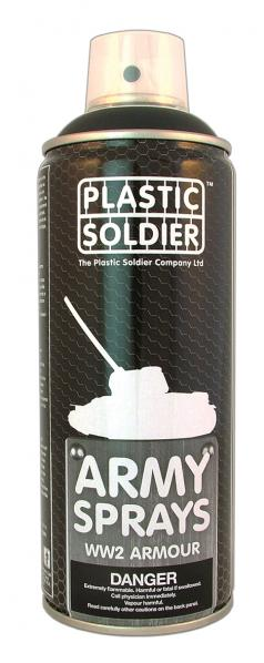 WW2 Spray Paints: Early War German Panzer Grey