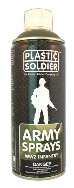 WW2 Spray Paints: German Field Grey