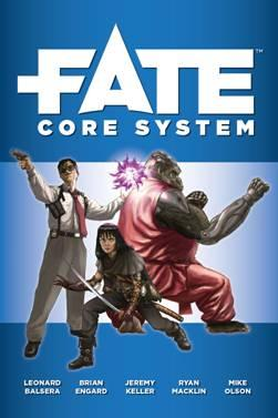 Fate: Core System Rulebook
