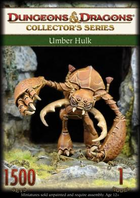 Dungeons & Dragons Collector's Series: Umber Hulk