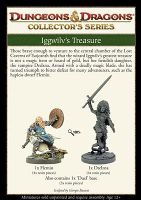Dungeons & Dragons Collector's Series: Iggwilv's Treasure