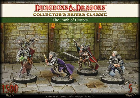 D&D Collector's Series: Tomb Of Horrors