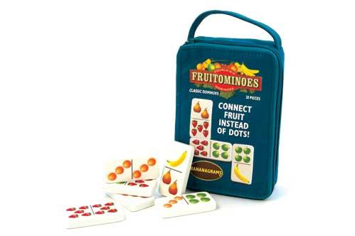 Fruitominoes: Connect Fruit Instead of Dots!