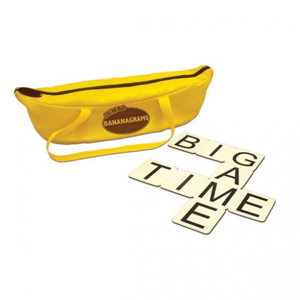 Bananagrams: Jumbo Edition!