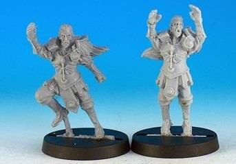 Fantasy Football Miniatures: Elf Catchers