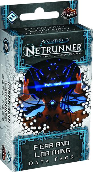 Android Netrunner LCG: Fear and Loathing Data Pack