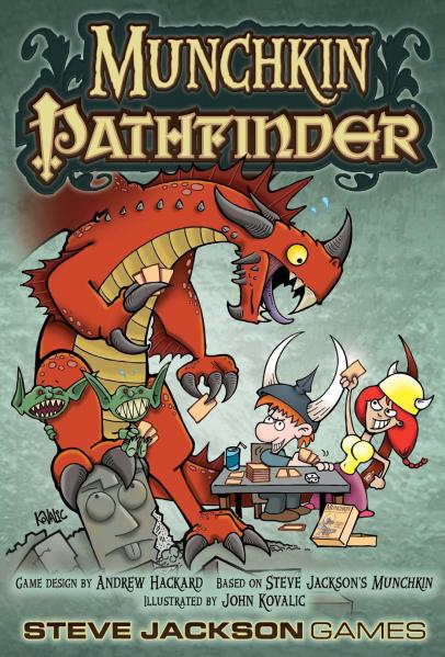 Munchkin: Pathfinder (Core Set)