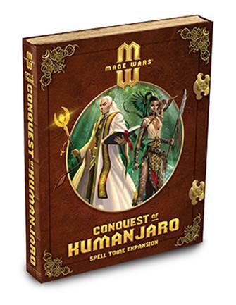 Mage Wars Expansion: Conquest of Kumanjaro