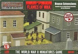 Battlefield in a Box: European House Extensions