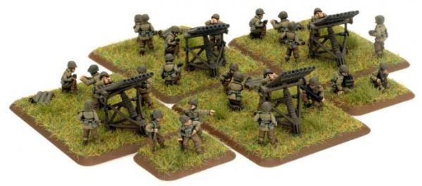 Flames of War - Americans: T27 4.5'' Launcher
