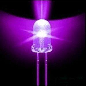 Miniature LED Strings: Violet Color Pack