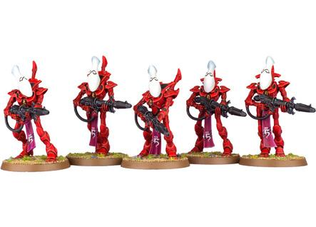 Shadow War: Eldar Wraithguard [KILL TEAM]