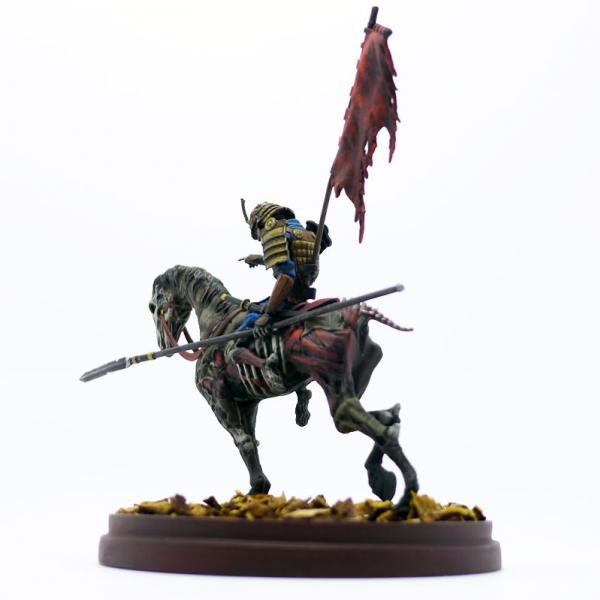 54mm Fantasy: Undead Samurai