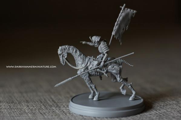 28mm Fantasy: Undead Samurai