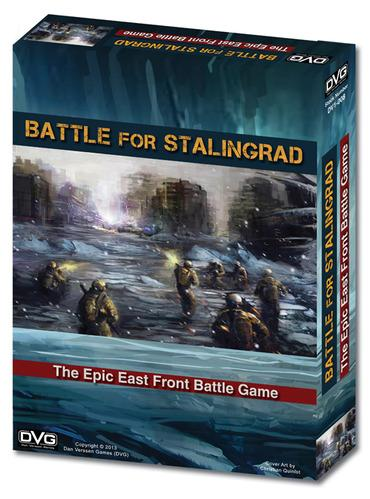 Battle For Stalingrad: The Epic East From Battle Game