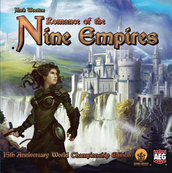 Romance Of The Nine Empires: 15th Anniversary World Championship Edition