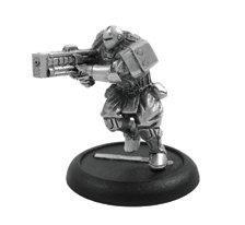 Mercs Minis - USCR: Gunner