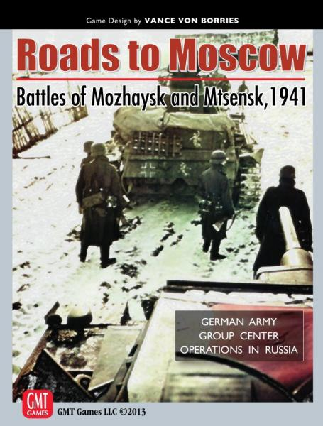 Roads to Moscow: Battles of Mozhaysk and Mtsensk, 1944