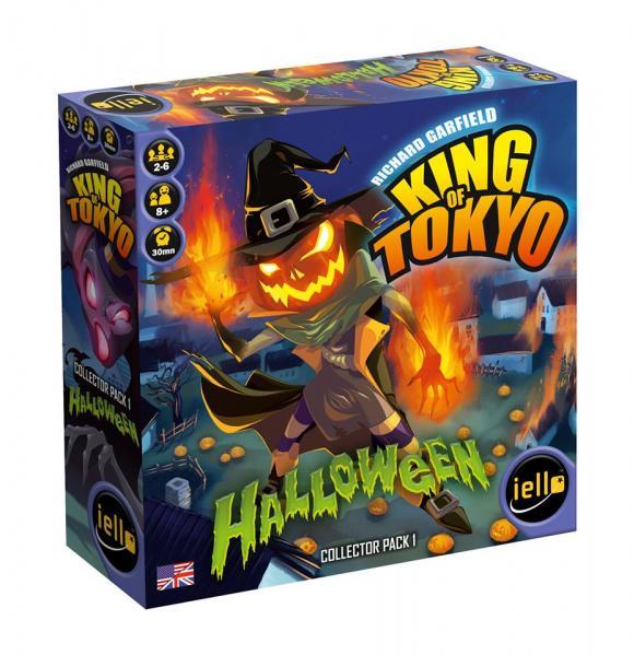 King of Tokyo: The Halloween Monster Pack