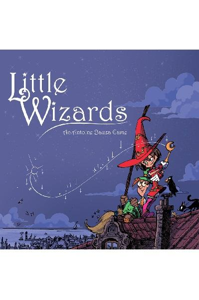 Little Wizards: Core Rulebook